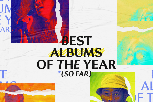 The Top 10 Albums of 2019 (so far) – Rock Is The New Roll